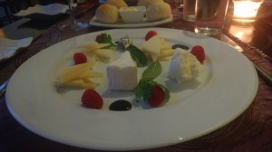 Water's Edge Cheese Plate