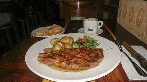 Hector's Bistro Ribeye Steak
